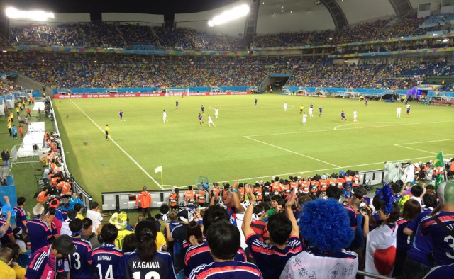 2018 fifa world cup russia 6 19 日本vsコロンビア