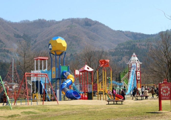 会津総合運動公園わんぱく広場|会津若松市の公園・遊具 | ぐるっと会津